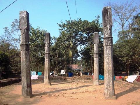 bangarh pillar